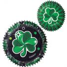 Saint Patrick's Day Baking Cups